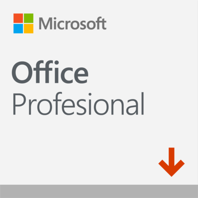 Microsoft Office Profesional 2019 - Licencia 1 PC