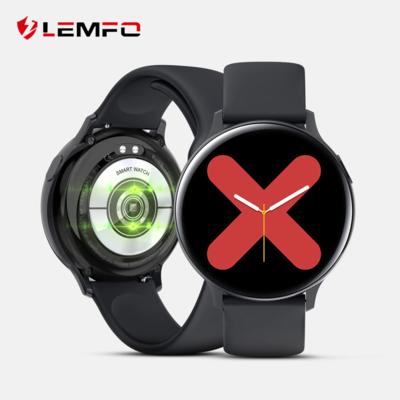 Reloj Inteligente marca LEMFO Sport Multiples Funciones - Resistente a Agua (Iphone / Android)