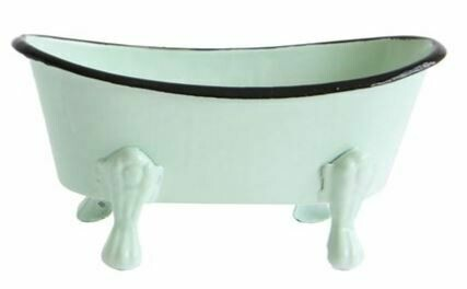 Bathtub Soap Dish, Mint