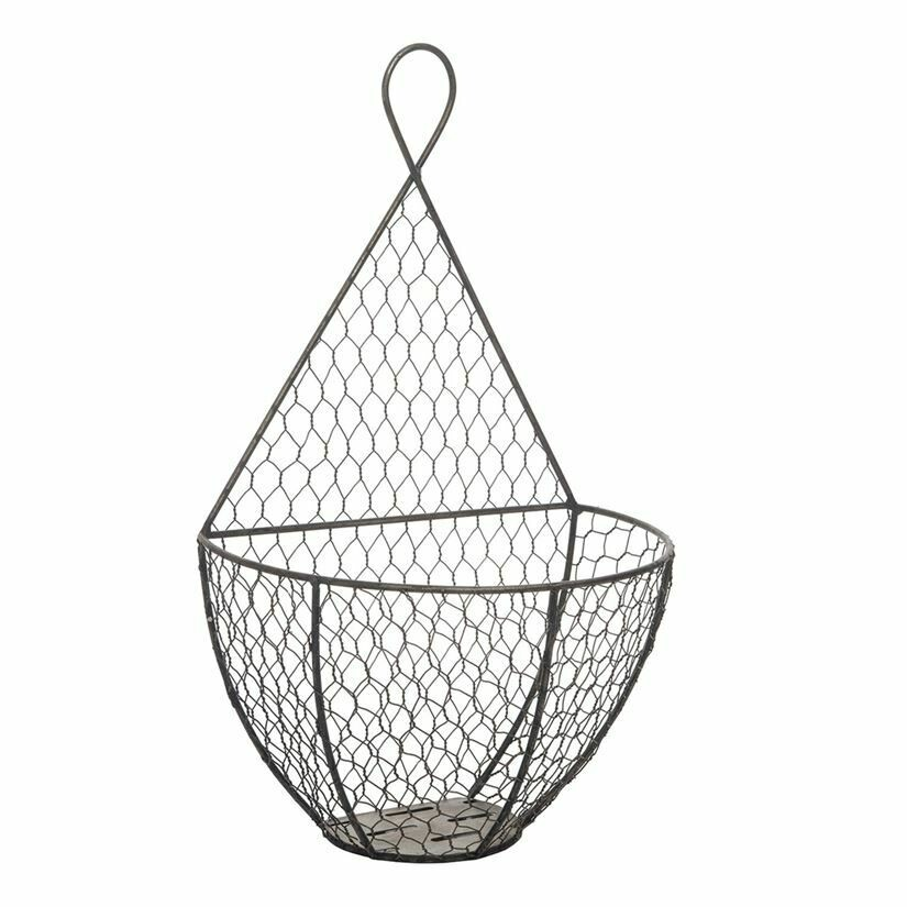 Bazaar Wall Basket Medium