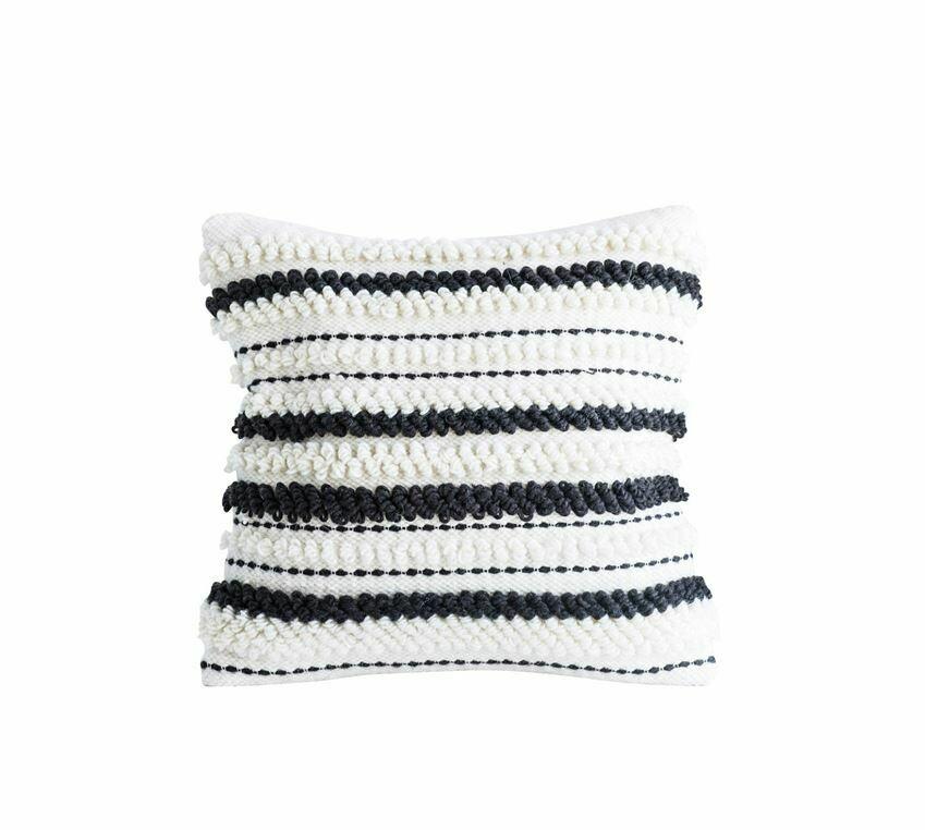 Brindi Wool Pillow, 18x18
