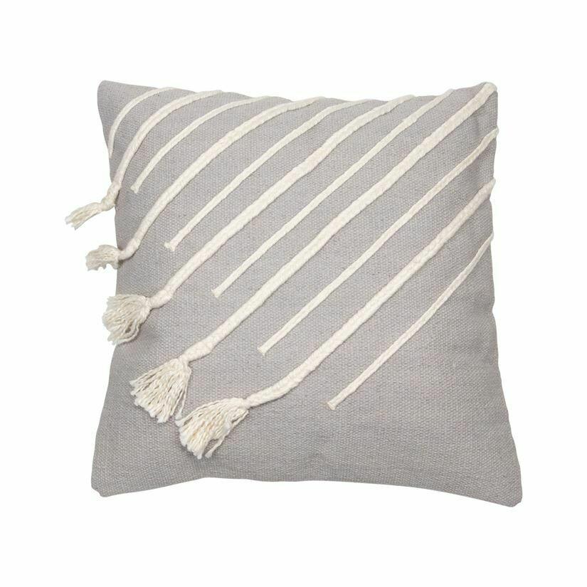 Hannah Handwoven Pillow 20x20