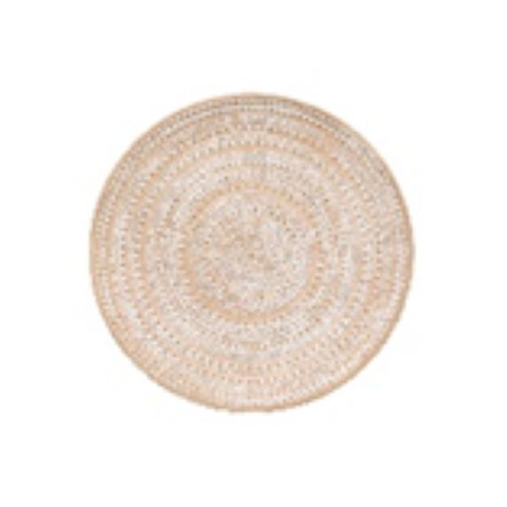 "12"" Round Decorative Tray"