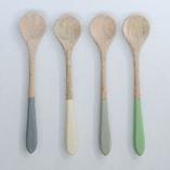 "Mango Wood Spoon, 12"""