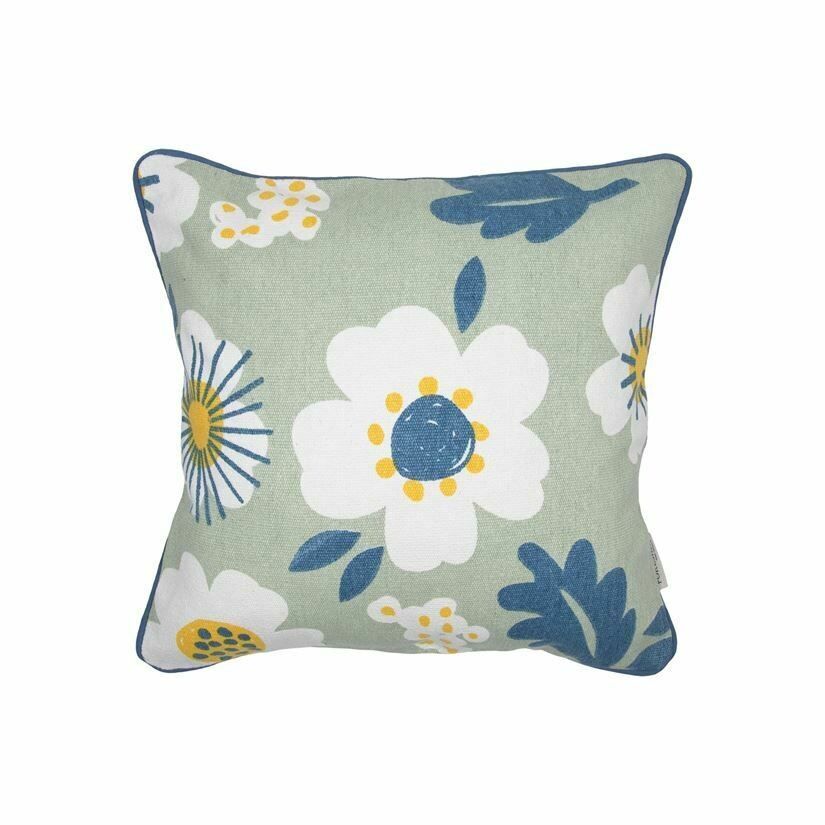 Ruth Floral Pillow 18x18