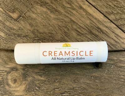 Creamsicle Lip Balm