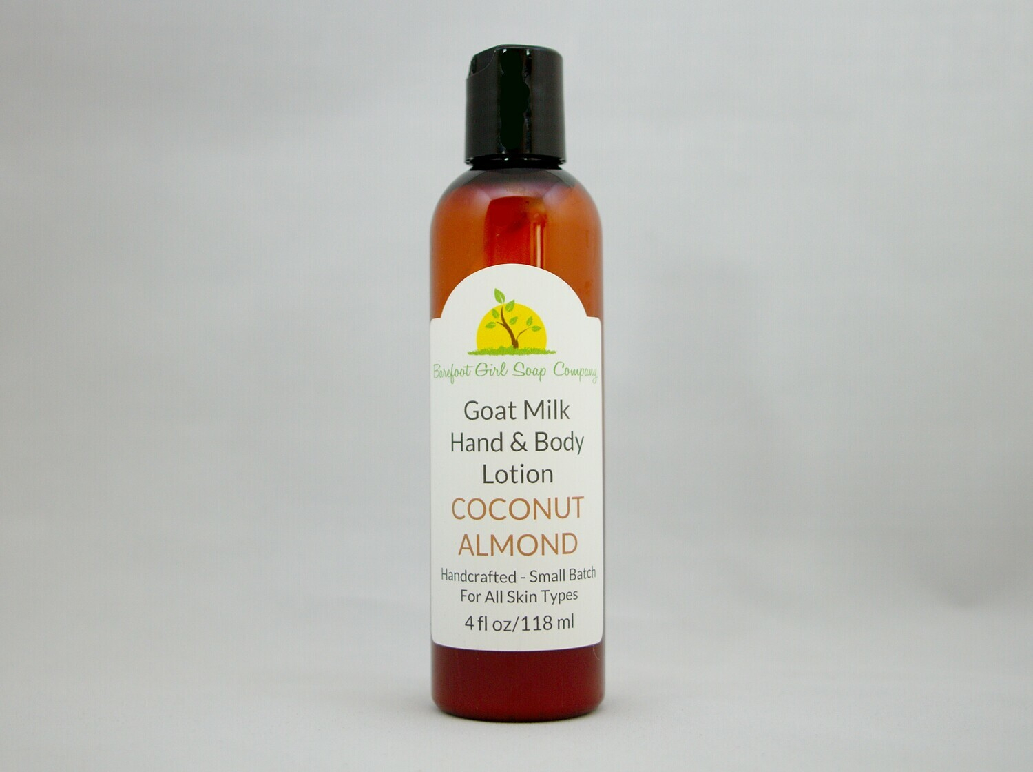 Coconut Almond Lotion