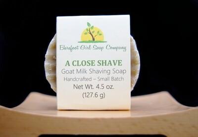 A Close Shave Soap
