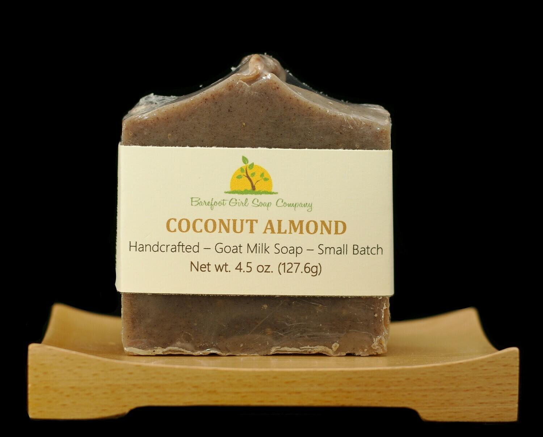 Coconut Almond Soap
