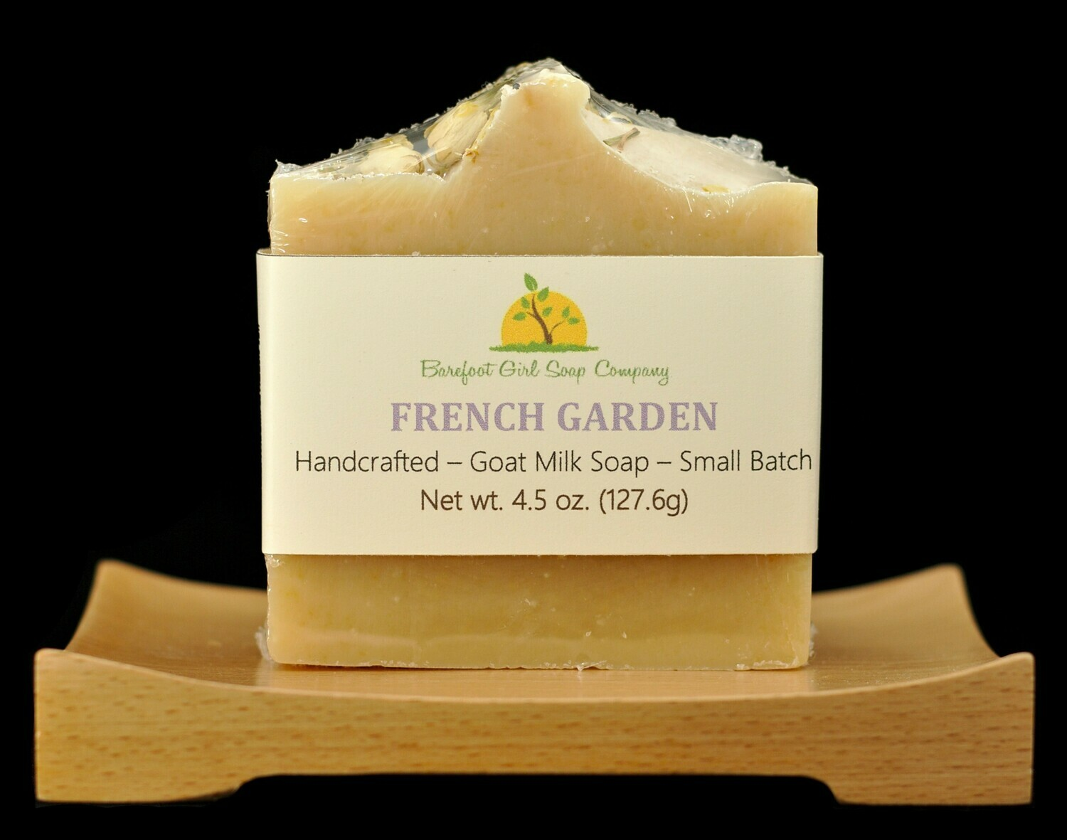 French Garden Soap