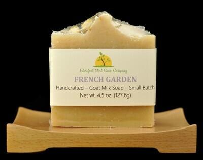 French Garden Soap