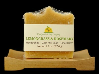Lemongrass & Rosemary Soap
