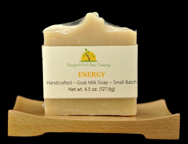 Energy Soap
