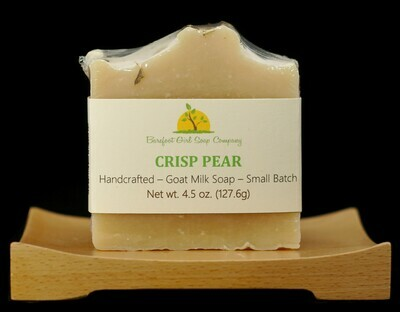Crisp Pear Soap