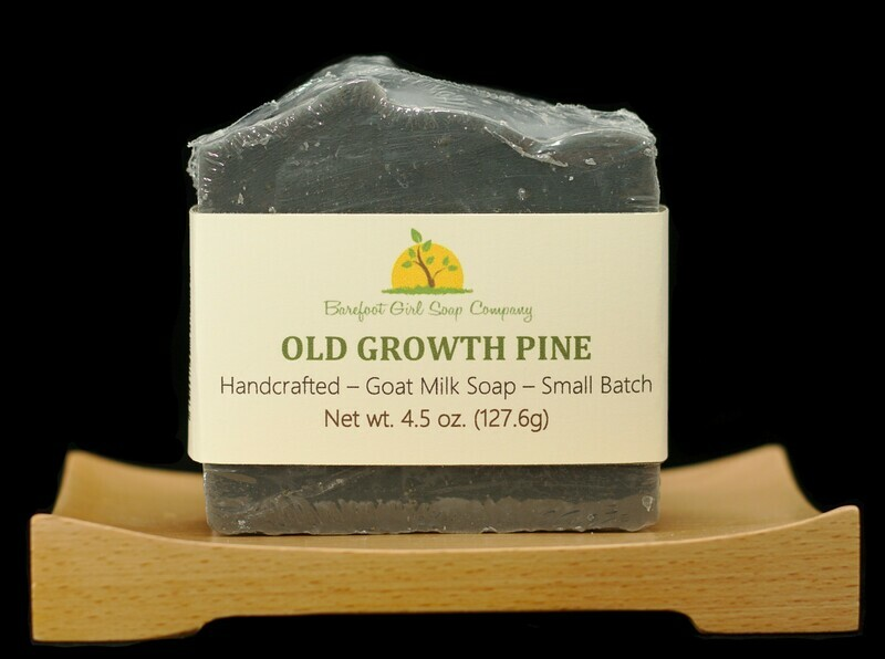 Old Growth Pine Soap