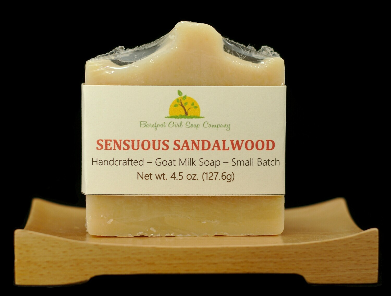 Sensuous Sandalwood Soap