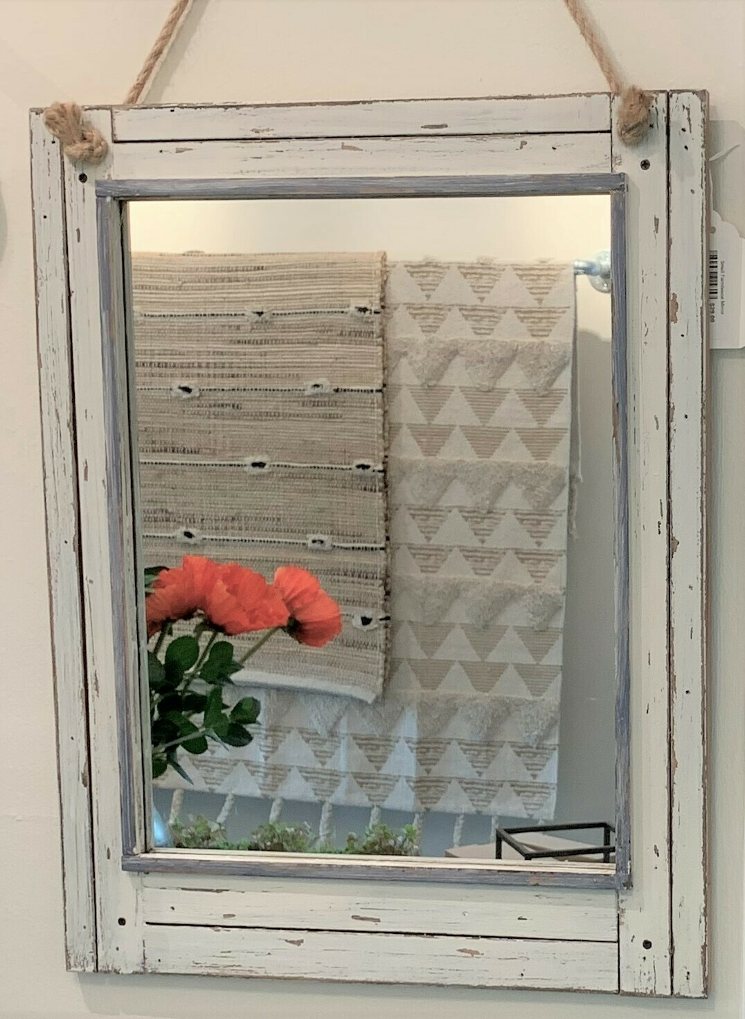 Small Farmhouse Mirror