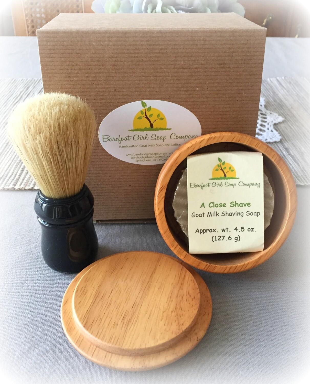Deluxe Shaving Set