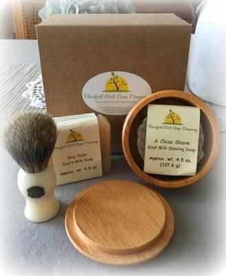 Premium Shaving Set