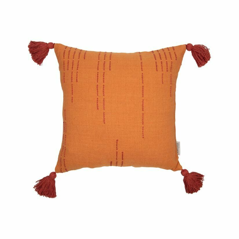 Ian Handwoven Pillow 18x18