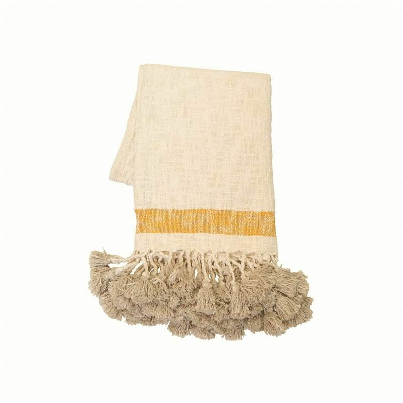 Wendy Handwoven Throw