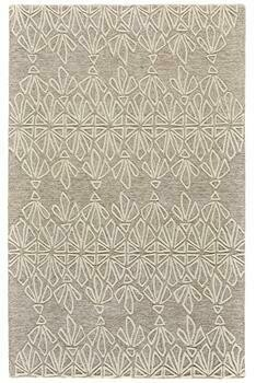 Enzo Hand Tufted Rug - Ivory/Taupe
