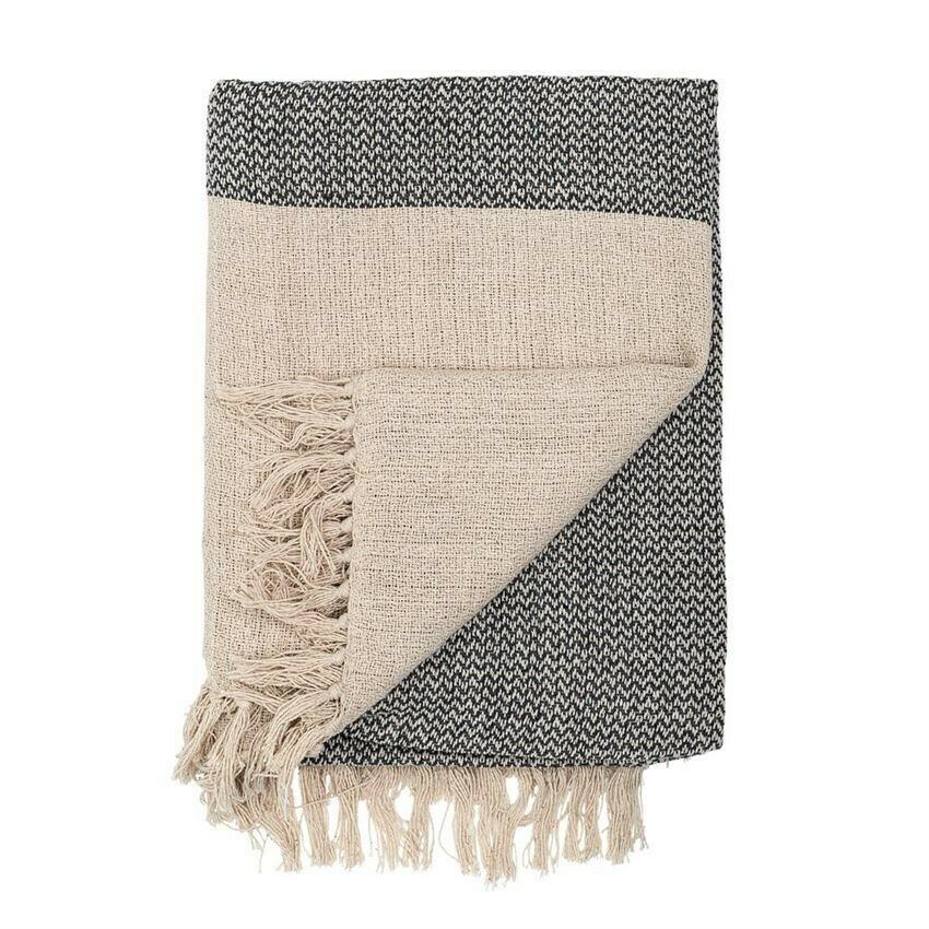 Devon Cotton Knit Throw 50x60