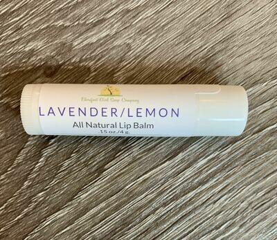 Lavender Lemon Lip Balm
