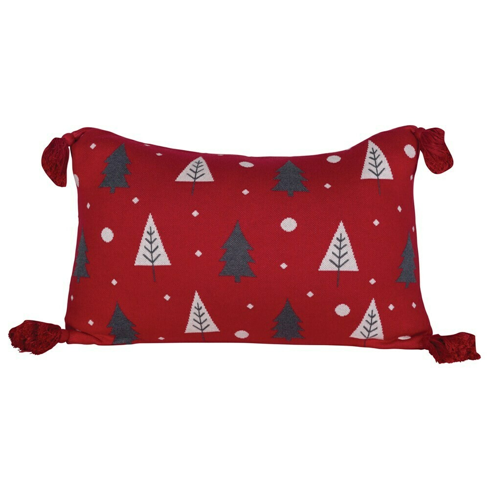 Christmas Tree Pillow, 24x16