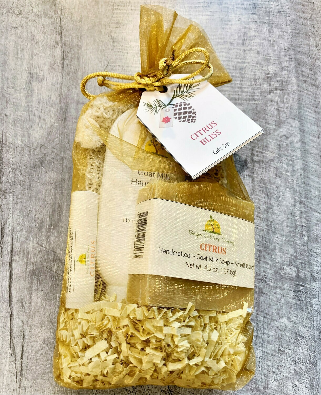 Citrus Bliss Gift Set