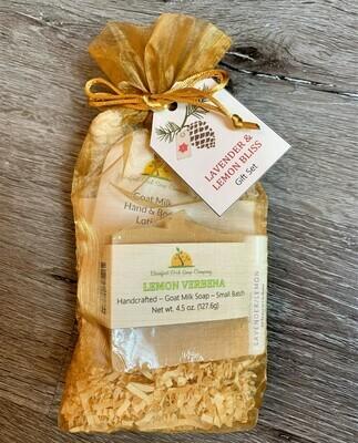 Lavender Lemon Bliss Gift Set