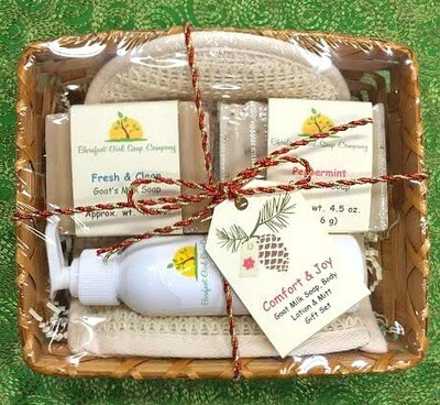 Comfort & Joy Gift Basket