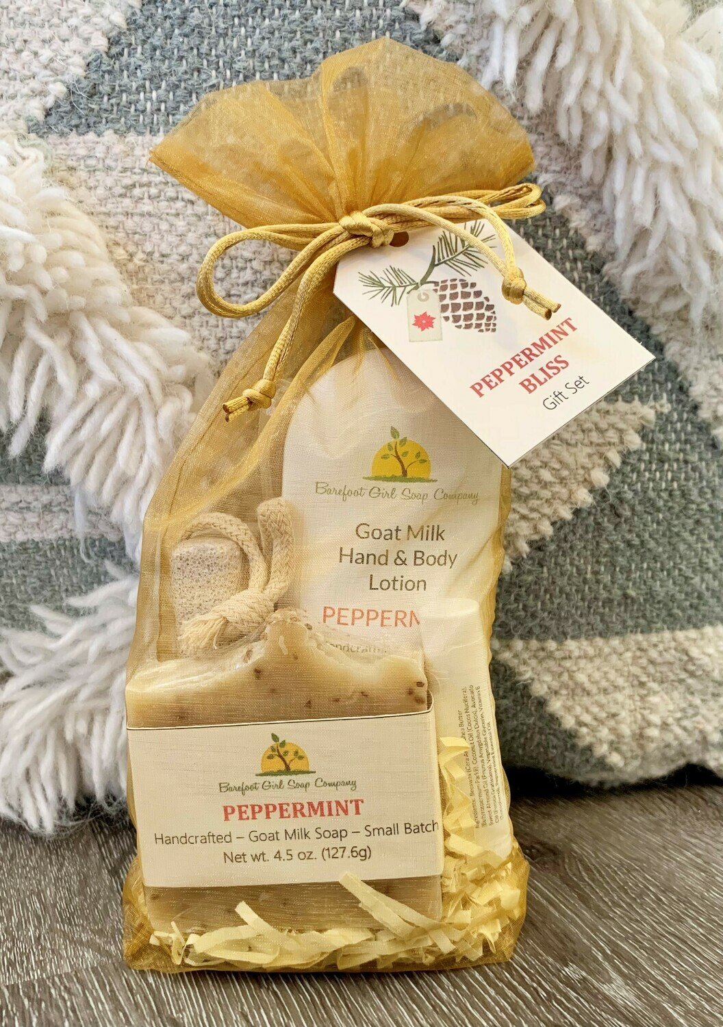 Peppermint Bliss Gift Set