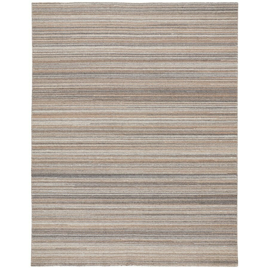 Keaton Wool Rug - Brown/Multi