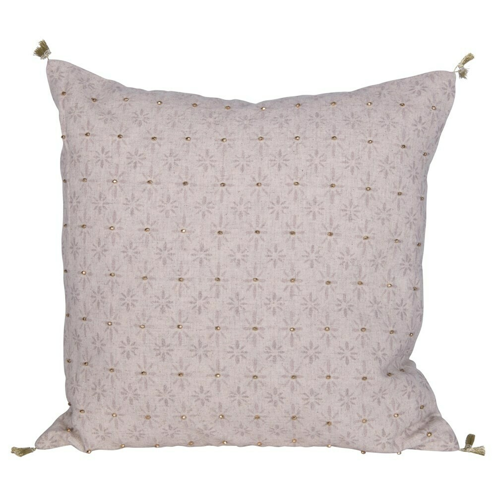 Goldie Cotton Pillow, 18""