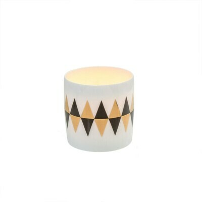 Mod Prism Votive Holder, Small