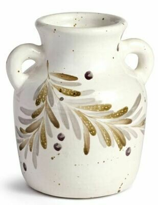 Lazio Jar W/ Handles, Small