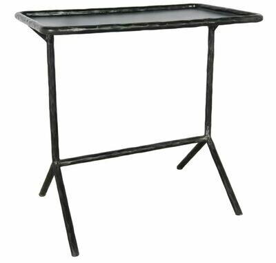 Kari Metal Accent Table