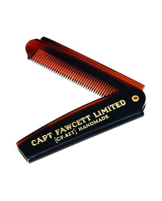 Folding Beard Comb