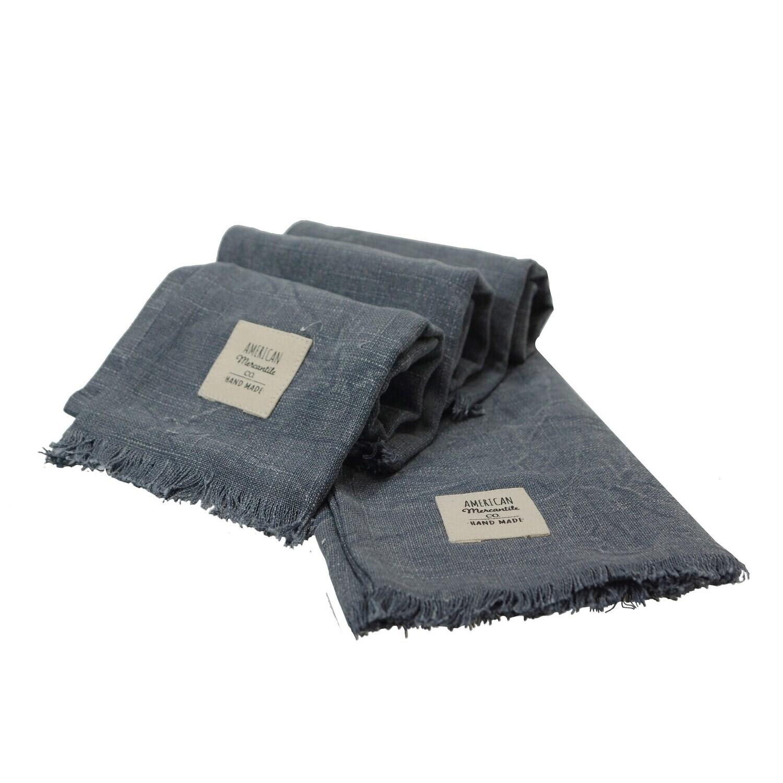 Denim Blue Tea Towel