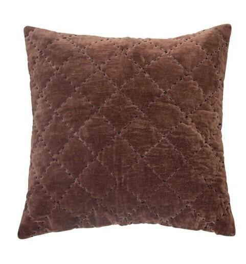 """Victoria Velvet Pillow, 20"""""""