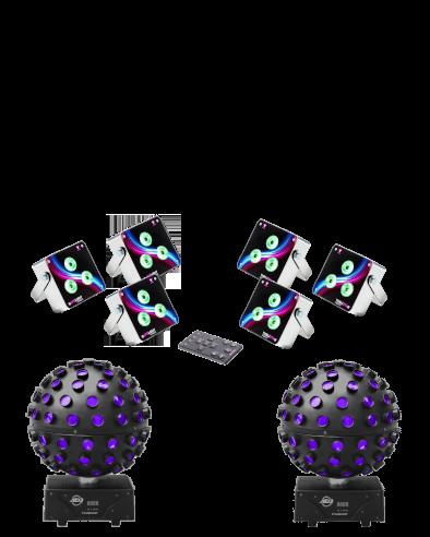 Valgustehnika komplekt M