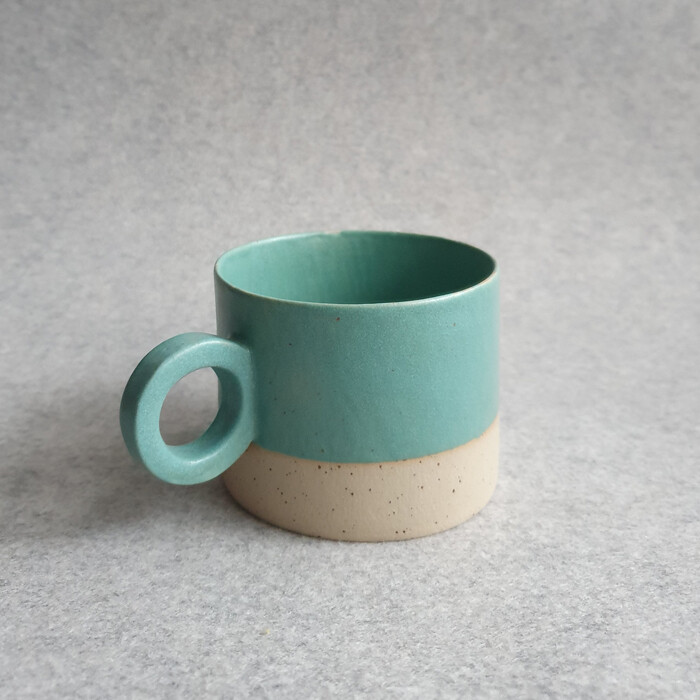 Everyday Mug Green, 280 ml, Teacup or Coffee Mug