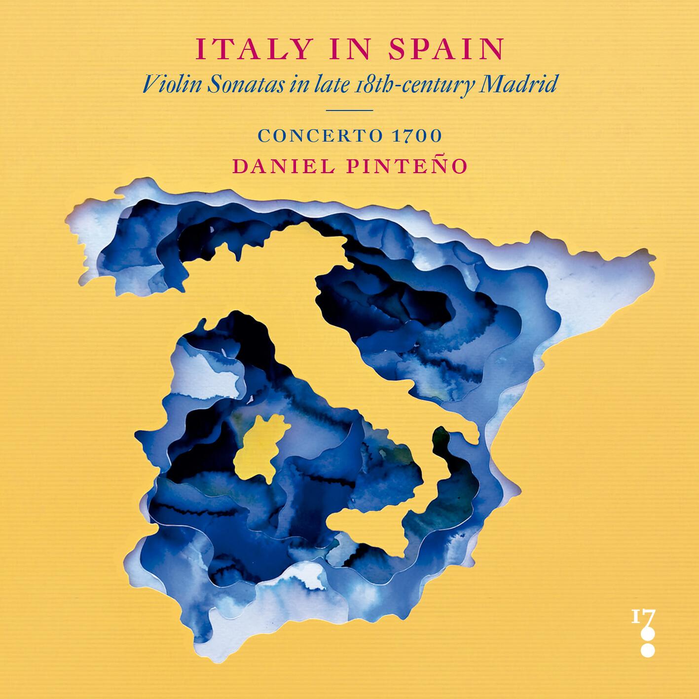 ITALY IN SPAIN: Violin Sonatas in late 18th-century Madrid