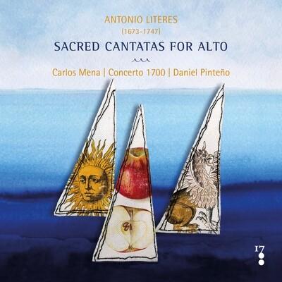 ANTONIO LITERES: Sacred Cantatas for Alto