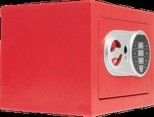 COFFRE-FORT ÉLECTRONIQUE couleur rouge