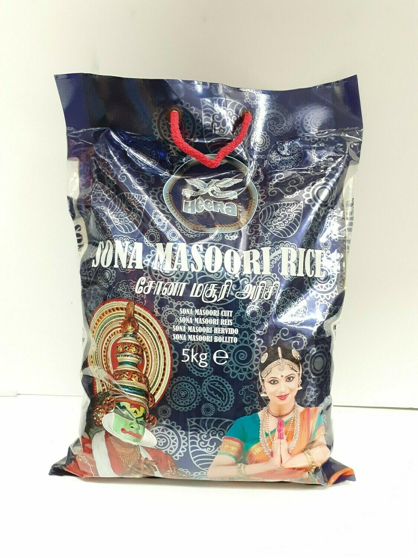 Sona Masoori Rice HEERA 5 Kg