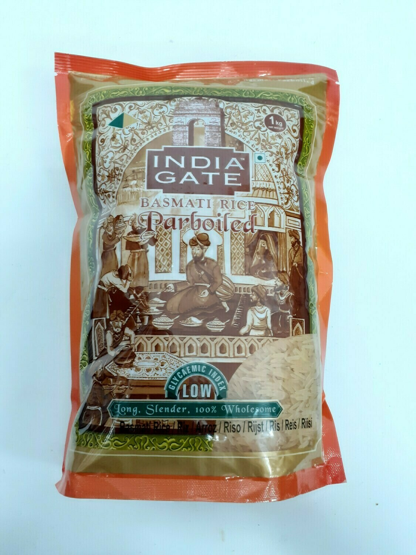 Parboiled Basmati Rice INDIA GATE 1Kg