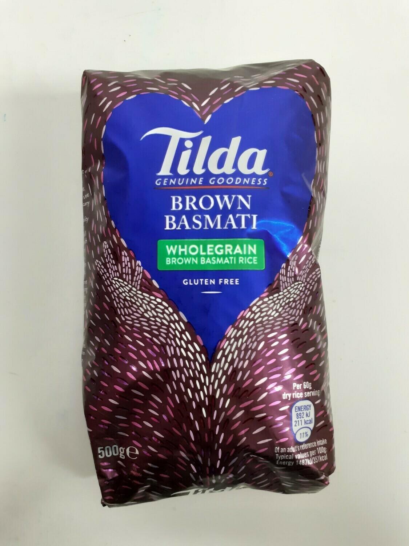 Brown Basmati TILDA 500 g
