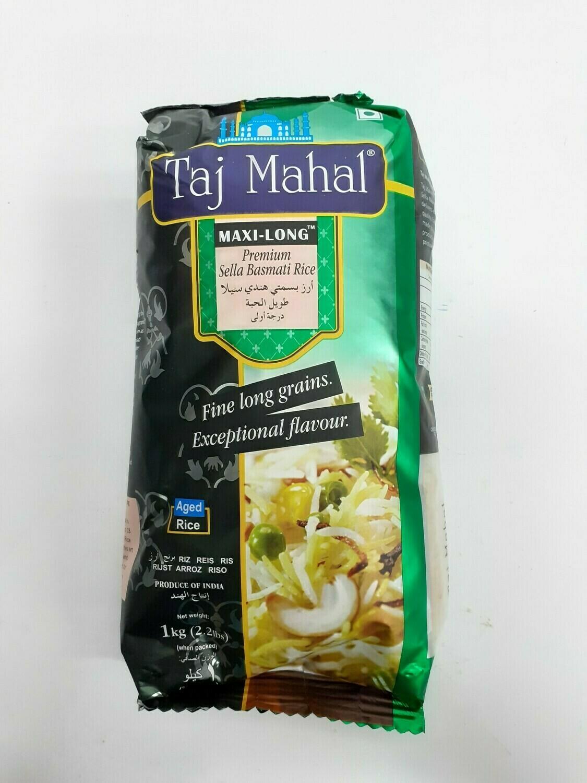Premium Sella Basmati Rice TAJ MAHAL 1Kg